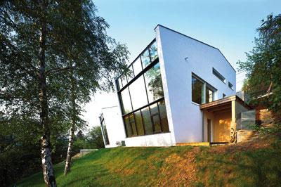 Architecte maison positive for Architecte maison passive