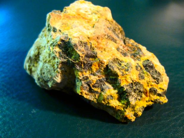La chaîne de l'uranium en bref