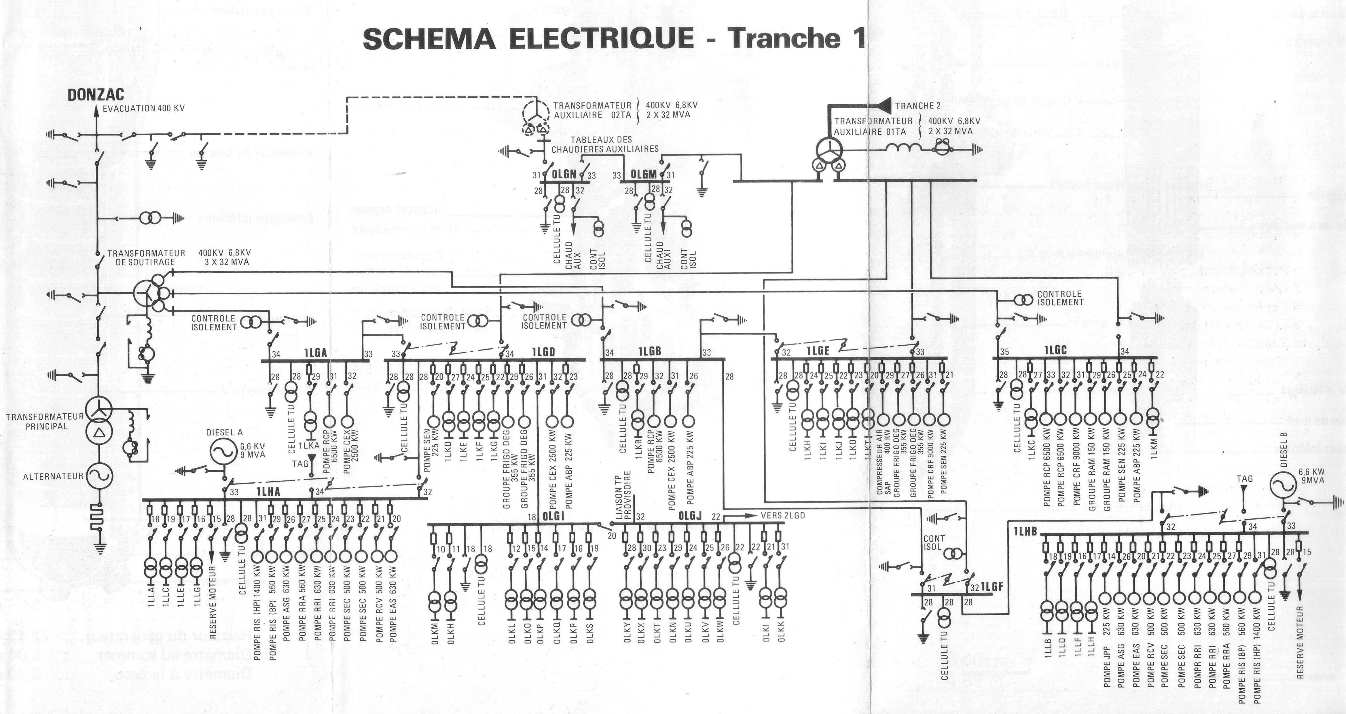 schema installation electrique  montages de la cat gorie