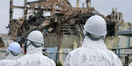 Catastrophe nucléaire de Fukushima