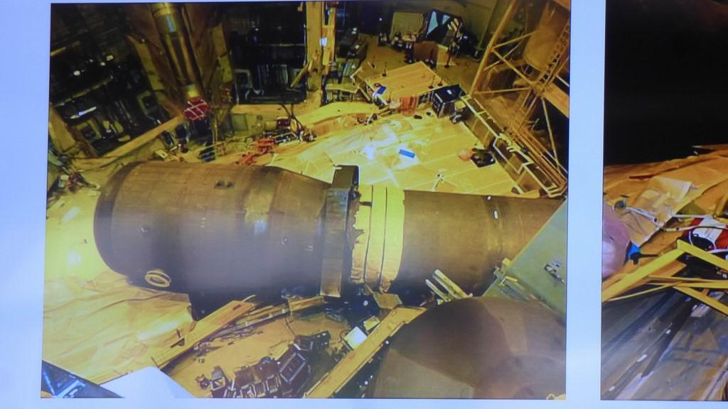 Nucl aire incidents accidents page 30 - Generateur de vapeur ...