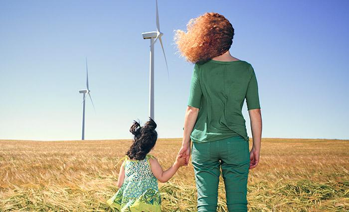 Offrez aux générations futures un monde sans nucléaire!