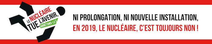 Lettre d'information du Réseau Sortir du nucléaire