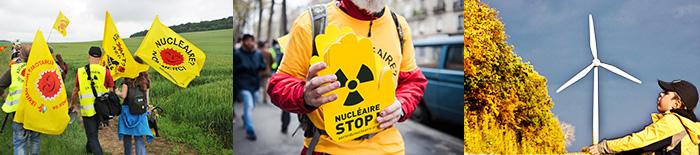 Ensemble, arrêtons la folie nucléaire!