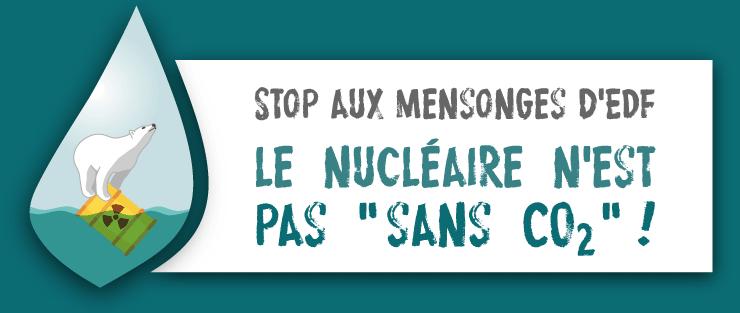 Le nucléaire de sauvera pas le climat